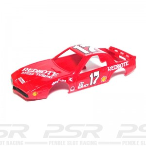Scalextric Pontiac Firebird Red Body