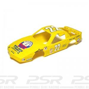 Scalextric Pontiac Firebird Yellow Body