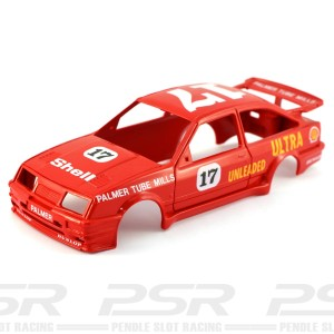 Scalextric Ford Sierra No.17 Palmer Tube Mill Body