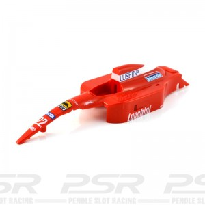 Scalextric Ferrari 643 No.22 Lucchini Body