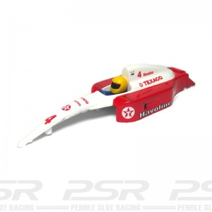 Scalextric Ferrari 643 No.4 Texaco Body