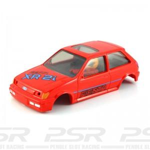 Scalextric Ford Fiesta XR2i Red Body