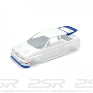Scalextric Ford Escort Cosworth White Body RARE