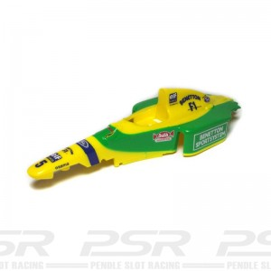 Scalextric Benetton B193 No.5 Body
