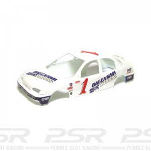 Scalextric Ford Mondeo No.1 White Body