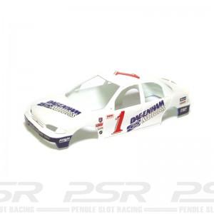 Scalextric Ford Mondeo No.1 White Body