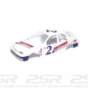Scalextric Ford Mondeo No.2 White Body
