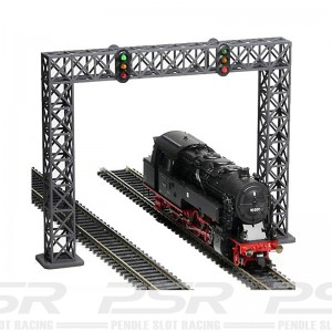 Proses HO/OO Double Track Signal Bridge Kit