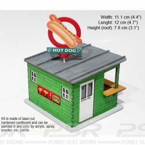 Proses Hot Dog Stand Kit