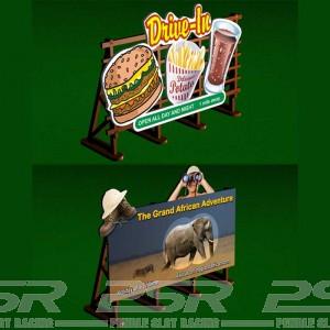Proses Outdoor Billboards Drive-In & Safari
