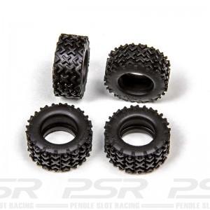 Mitoos Raid Tyres X-Control 25x10mm