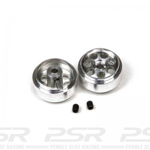 Mitoos R0 Aluminium Wheels 15x8mm