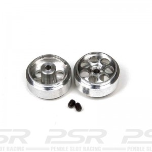 Mitoos R4 Aluminium Wheels 18.7x10mm