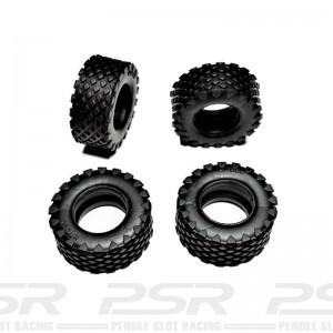 Mitoos Raid Tyres Poker 26.5x11mm
