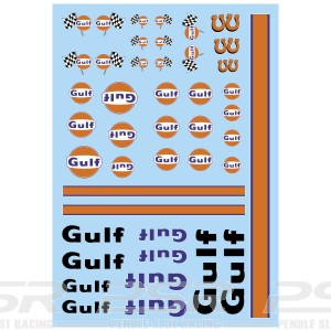 Mitoos Gulf Decals