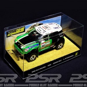 Mitoos Mini All4 Racing No.302 Dakar 2012 Basic