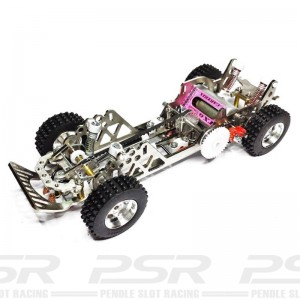 Mitoos Complete Raid Chassis Twister 100mm
