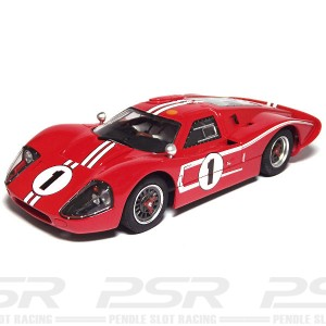 MRRC Ford GT40 MKIV No.1 Red MC-12008