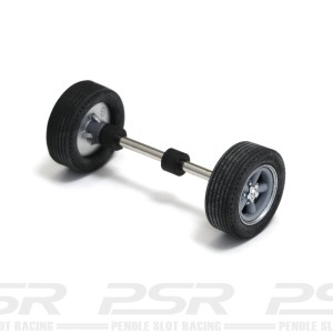 MRRC Cheetah Axle Assembly Front