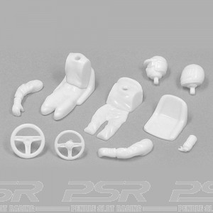 MRRC Driver Figure Universal Kit MC22301015D0