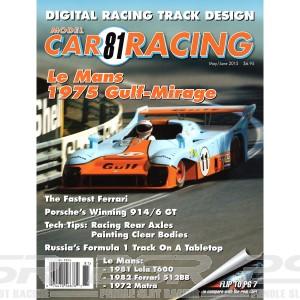 Model Car Racing Mag 81