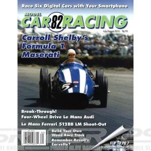 Model Car Racing Mag 82