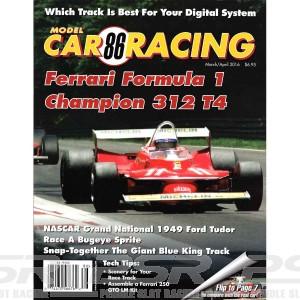 Model Car Racing Mag 86
