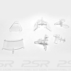 Racer Sideways Dallara Daytona Clear Parts MK03A