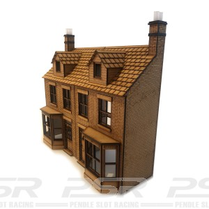 Terraced Houses Low Relief