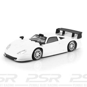 MR Slotcar Porsche 911 GT1 Evo White Kit