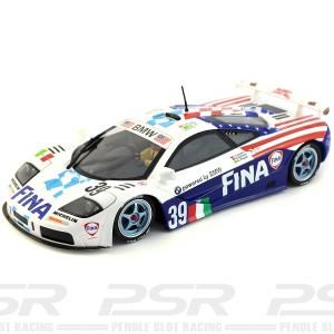 MR Slotcar McLaren F1 GTR No.39 Fina Le Mans 1996