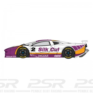 MR Slotcar Jaguar XJ220 No.2 Silk Cut