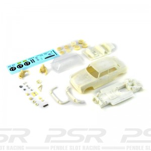 Mini Replicas Peugeot 404 Resin Kit