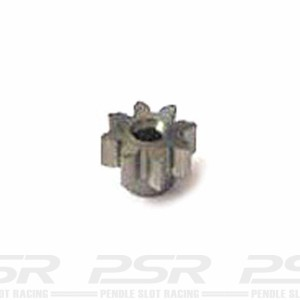 MR Slotcar Pinion Steel 9t 5.5mm Sidewinder 1.5mm