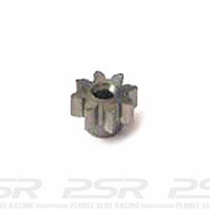 MR Slotcar Pinion Steel 10t 5.5mm Sidewinder 1.5mm