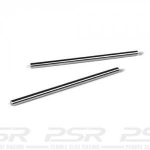 MR Slotcar Axle 55mm 3/32
