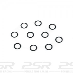 MR Slotcar Axle Washers 0.15mm MR8151
