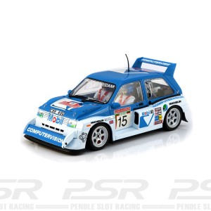 MSC MG Metro 6R4 No.15 San Remo Rally 1986