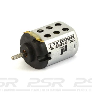 Pioneer Typhoon SS Motor 21,000rpm Splined Shaft