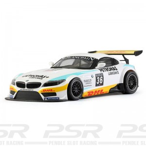 NSR BMW Z4 GT3 No.36 Silverstone 2012