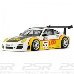 NSR Porsche 997 No.61 LKM Silverstone 2009