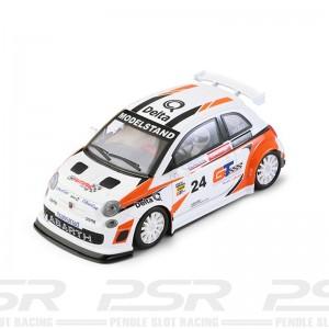 NSR Fiat Abarth 500 No.24 Trofeo Portogallo 2014