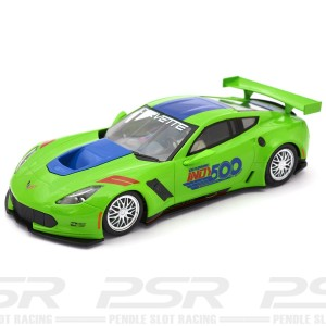 NSR Chevrolet Corvette C7R Indy 500 Pace Car Green