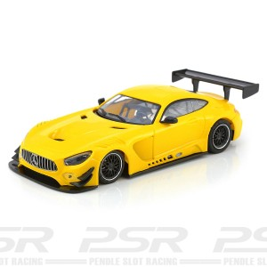 NSR Mercedes-AMG GT3 Test Car Yellow