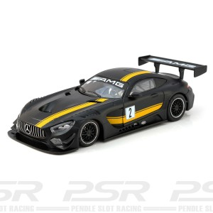 NSR Mercedes-AMG GT3 No.2 Test Car Black