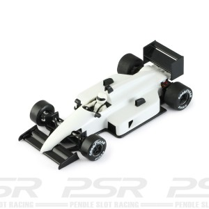 NSR Formula 86/89 Test Car White