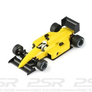 NSR Formula 86/89 Test Car Yellow