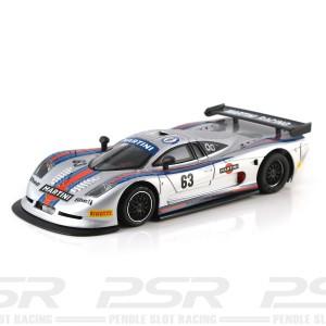 NSR Mosler MT900R No.63 Martini Racing Grey