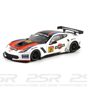 NSR Chevrolet Corvette C7R No.21 Martini White