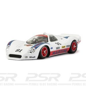 NSR Ford P68 No.91 Martini Racing White